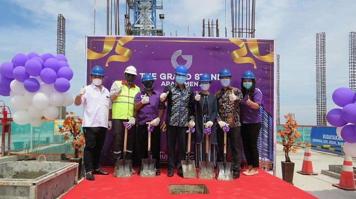 Lewat Devoloper Multi Development, The Grand Stand Siap Ikut Ramaikan Bisnis Properti di Surabaya