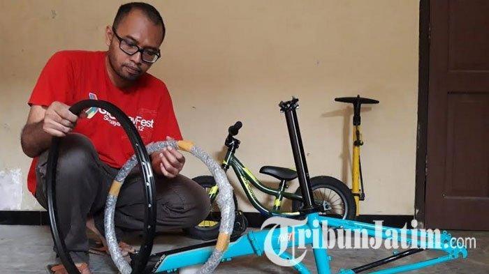 Gowes Kembali 'Menjamur' Sejak Pandemi, Order Sparepart Sepeda Laris Manis, Stok sampai Terbatas