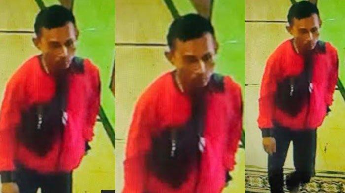 Aksi Pencurian Amplifier di Masjid Mojokerto Terekam CCTV, Pelaku Tahu Lokasi Penyimpanan Kunci