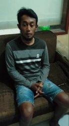 Pelaku pelecehan seksual di Lumajang