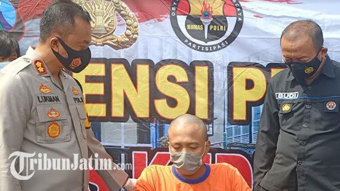 Kronologi Pembunuhan Sopir Taksi Online Pasuruan, Pelaku Beber Kejadian Hendak Merokok: Terpaksa