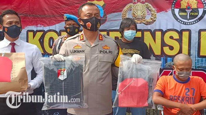 Inilah Pelaku Pembunuhan Sopir Taxi Online Asal Pasuruan yang Jasadnya Dibuang di Kediri
