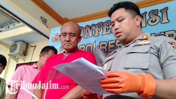 Tukang Tambal Ban Pengedar Narkoba Akhirnya Diringkus Polres Sampang, Susul Sang Istri di Bui