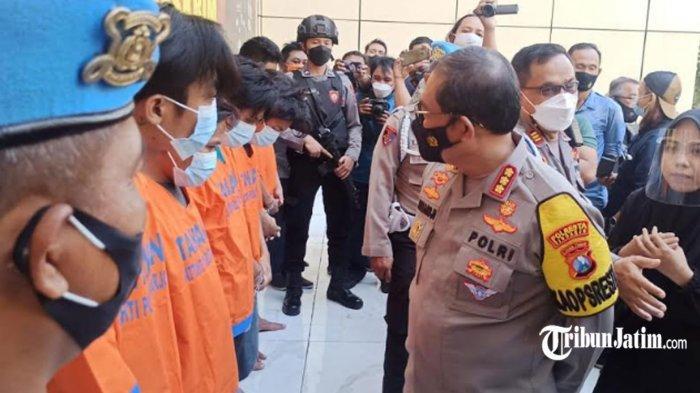 Pelaku Pengeroyokan Anggota TNI AL Tertangkap Semua, Termasuk yang Kabur ke Jombang dan Madura