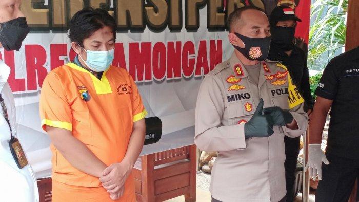 Buron 2 Tahun, Direktur Abal-abalPerum di Lamongan Ditangkap, Korban Alami Kerugian Rp 4,1 Miliar