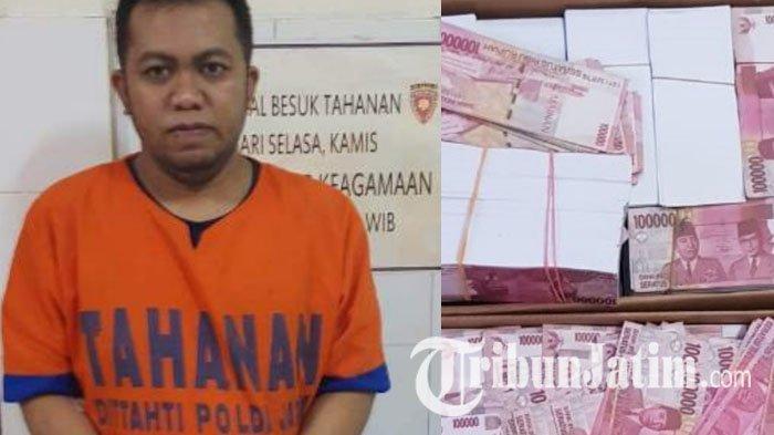 Dukun Palsu Pengganda Uang di Probolinggo Ternyata Residivis, Tipu Korban Pakai Ritual Uang Gaib