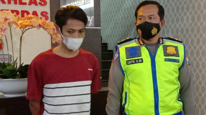 Postingan Laka Lantas Akibat PJU Padam di Malang Ternyata Hoaks, Pelaku Ditangkap Polisi