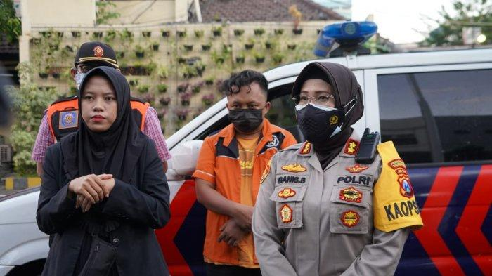 Tak Mau Ditertibkan,Pemilik Warkop Hasut Warga Bulak Banteng Lawan Petugas Saat PPKM Darurat