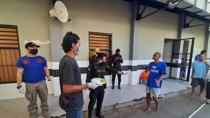 25 Orang Tak Bermasker Kena Razia Satpol PP Surabaya, Dikirim Langsung ke Liponsos, Kerja Sosial