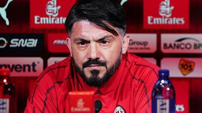 Gennaro Gattuso Nyatakan Mundur dari Jabatan Pelatih AC Milan