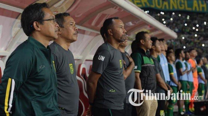 Persebaya Tunggu Jadwal Resmi Kompetisi, Aji Santoso Sarankan Liga 1 2020 Dilanjutkan Oktober