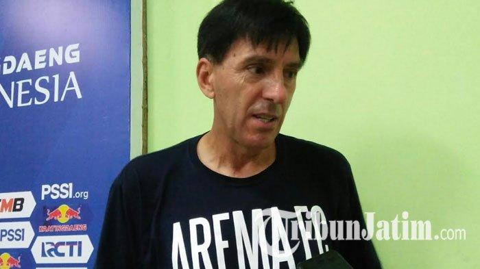Milan Petrovic Beri Sinyal Kembali, Begini Jawaban Manajemen Arema FC