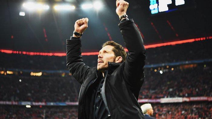 Atletico Madrid Siap Tampil Habis-habisan Demi Juara Liga Spanyol