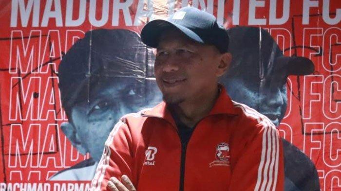 Liga 1 2020 Dipastikan akan Berlanjut, Pelatih Madura United Berharap Situasi Makin Membaik