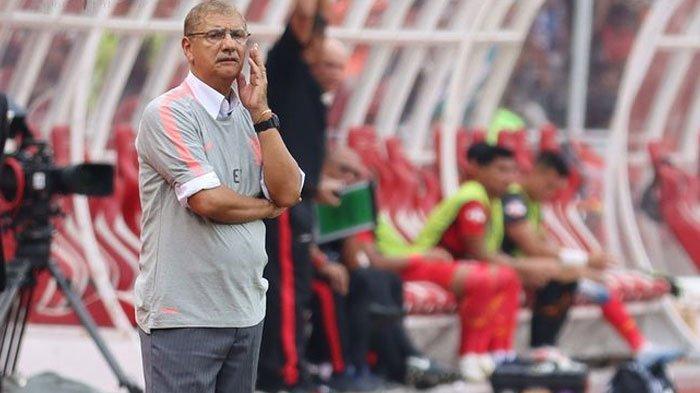 Pelatih Borneo FC Hengkang, Bisa jadi Edson Tavares Gantikan Mario Gomez di Arema FC ?
