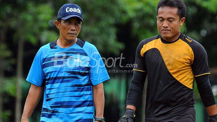 Arema FC Sudah Dapat Pengganti Pelatih KiperYanuar Hermansyah, Sosoknya Pernah Gabung Barito Putera
