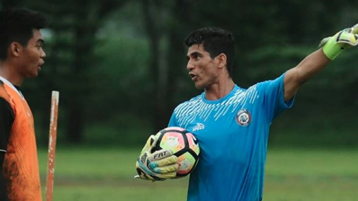 Begal Sebut Kehadiran Ricardo Felipe Bawa Aura Positif Untuk Arema FC