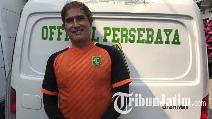 Angga Saputra Hengkang, Pelatih Kiper Persebaya Mulai Liirk Calon Pengganti