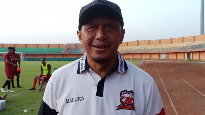 Cara RD Jaga Semangat Berlatih & Bertanding Pemain Madura United di Tengah Ketidakpastian Kompetisi