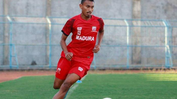 Pelatih Madura United Rahmad Darmawan Beri Penjelasan Soal Kepergian Rivaldi Bawuo