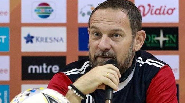 Jelang Laga Liga 1 2019 Madura United vs Arema FC, Dejan Antonic Optimistis Timnya Akan Menang