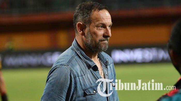 PS Sleman Kalah dari Persib Bandung karena Kesalahan Sendiri