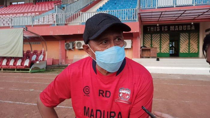 Ihwal Program Tim, Madura United Tunggu Kepastian Kompetisi 2021