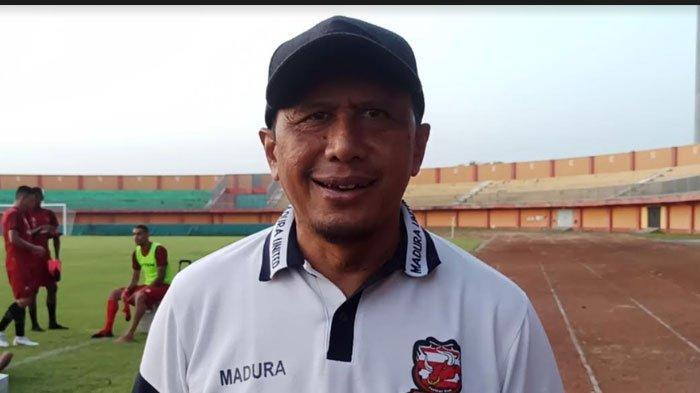 Imbas Kick Off Liga 1 2021 Ditunda, Madura United Liburkan Tim hingga Sabtu Depan