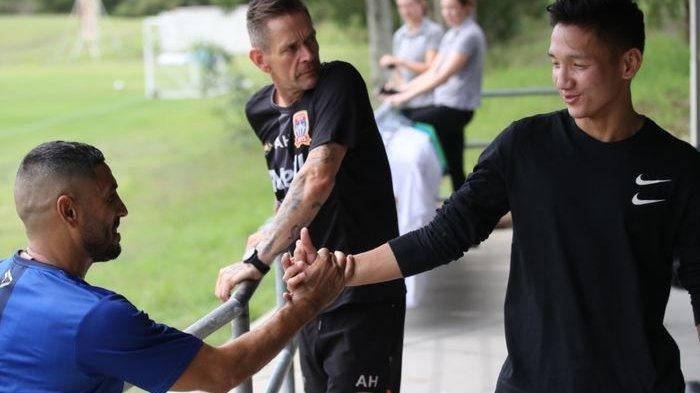 Nestapa Syahrian Abimanyu, Dilepas Newcastle Jets ke TC Timnas Indonesia Saat Sedang Cedera