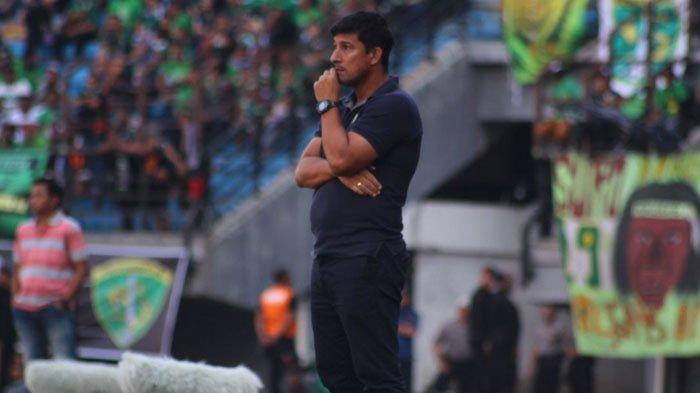 Fix! Alfredo Vera Kini Dipercaya Tukangi Sriwijaya FC