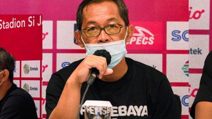 Liga 1 2021 Pakai Sistem Degradasi, Pelatih Persebaya: Justru Ini Aura dari Kompetisi