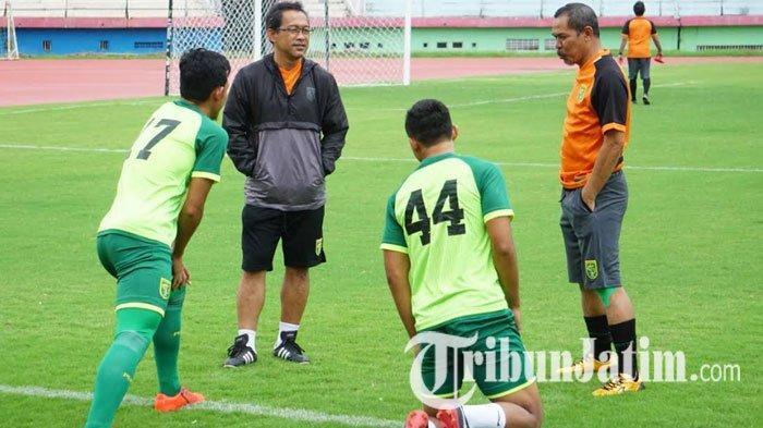 Aji Santoso Dukung 3 Penggawa Persebaya di Timnas Indonesia