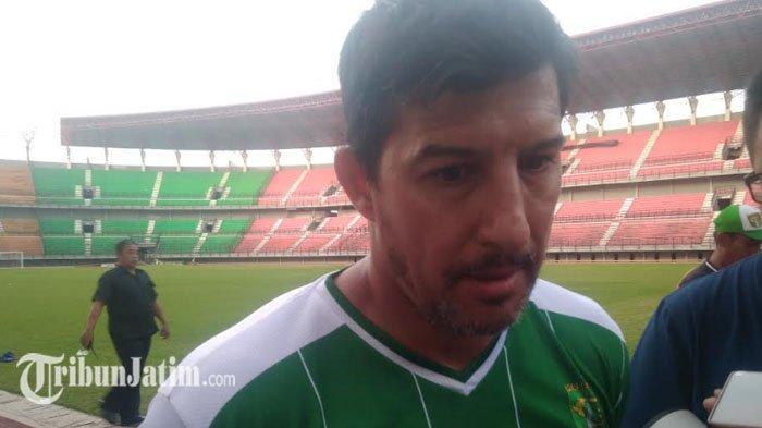 Alfredo Vera Berharap Laga Bhayangkara FC Vs Arema FC Tak Diwarnai Drama Adu Penalti
