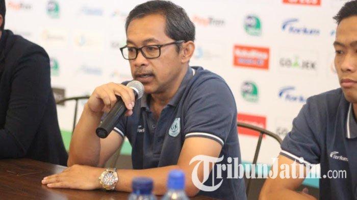 Resmi Jadi Pelatih Persebaya Surabaya, Aji Santoso Ingin Tularkan DNA Juara