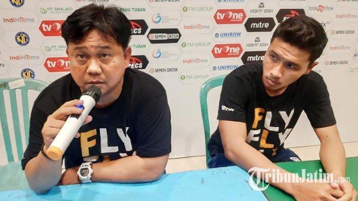 Pelatih yang Antarkan Persik Kediri Juara Liga 2 2019 Kini Berstatus Free