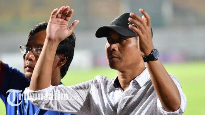 Cara Pelatih Persik Kediri Tetap Produktif Menikmati Jeda Kompetisi Liga 1 2020 Akibat Covid-19