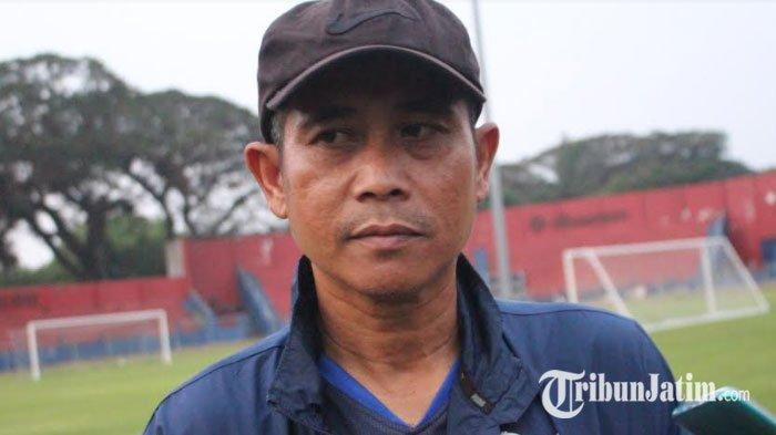 Tim Jagoannya Tersingkir, Pelatih Persik Kediri Joko Susilo Prediksi Inggris Juara Euro 2020