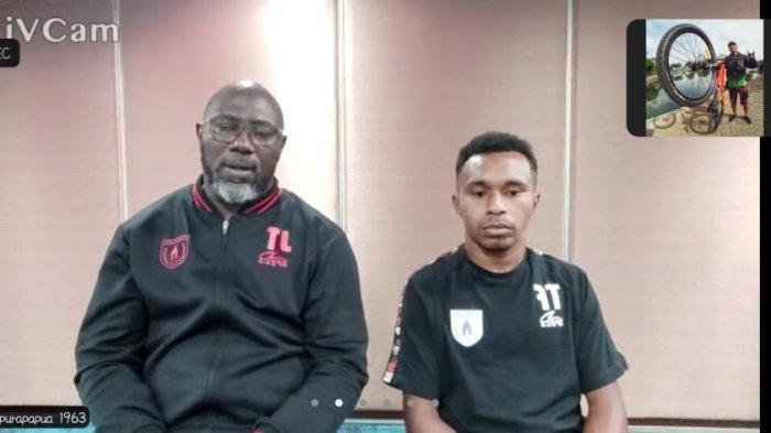 Liga 1 2021: Tak Terpaku Nama Besar Arema FC, Persipura Siap Jungkalkan Singo Edan