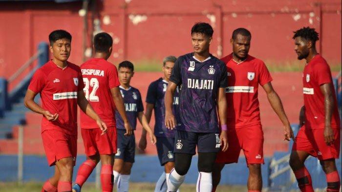 Uji Coba Lawan Persik Kediri, Pelatih Persipura Jayapura Puas Dapat Perlawanan Sengit