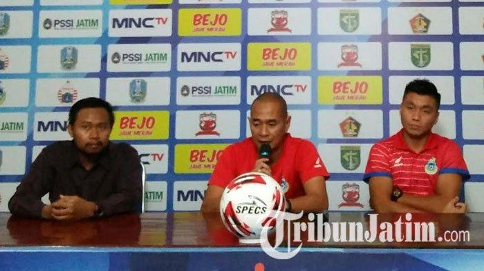 Jelang Arema FC Vs Sabah FA, Kurniawan Dwi Yulianto Bicara Soal Kekuatan Skuat Singo Edan