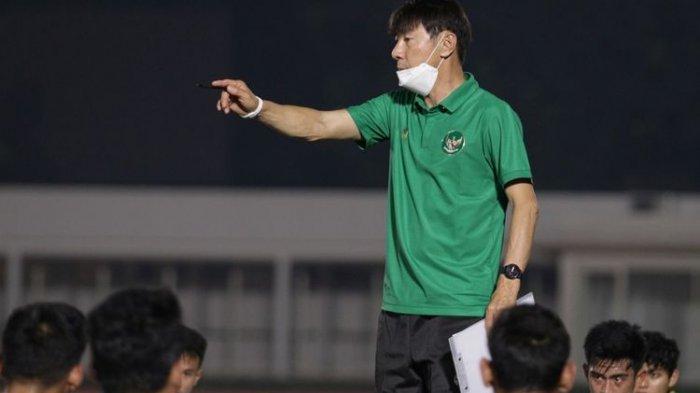 Terlambat Datang ke Tanah Air, Ini Cara Shin Tae-yong Pantau TC Timnas Indonesia