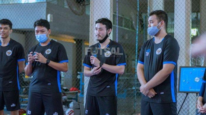 Timnas Futsal Indonesia Pasang Target Tinggi di SEA Games 2021 Vietnam