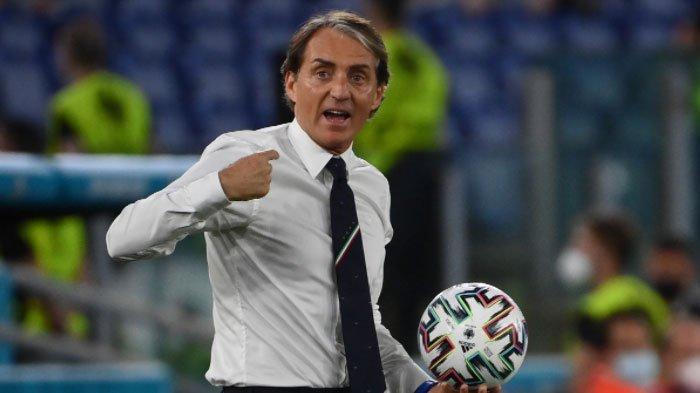 Mancini Tetap Merendah Meski Samai Rekor Pelatih Legendaris Italia Vittorio Pozzo: 30 Laga Nirkalah