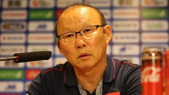 Pelatih Vietnam Akui Waspadai Kekuatan Timnas Indonesia Asuhan Shin-Tae-yong