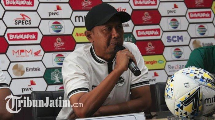 Gerak Cepat Cari Pelatih Baru, Madura United Sebut Ada Kecocokan dengan Rahmad Darmawan