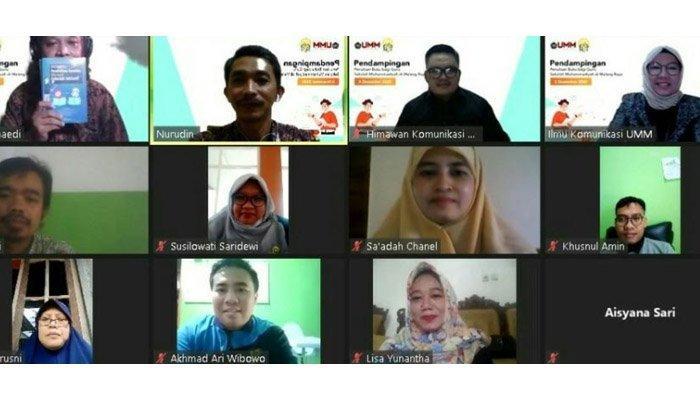 Dosen UMM Latih Guru Muhammadiyah se-Malang Raya Terbitkan Buku Gratis