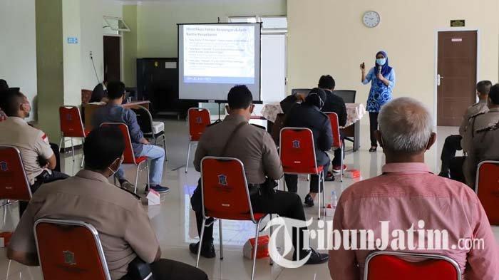 Pemkot Surabaya Tingkatkan Tim Tracing, Masifkan Pelacakan Kasus Covid-19 di Kota Pahlawan