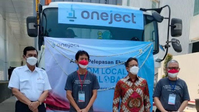Oneject Indonesia Ekspor 150 Juta Alat Suntik Demi Penuhi Kebutuhan UNICEF dan Ukraina