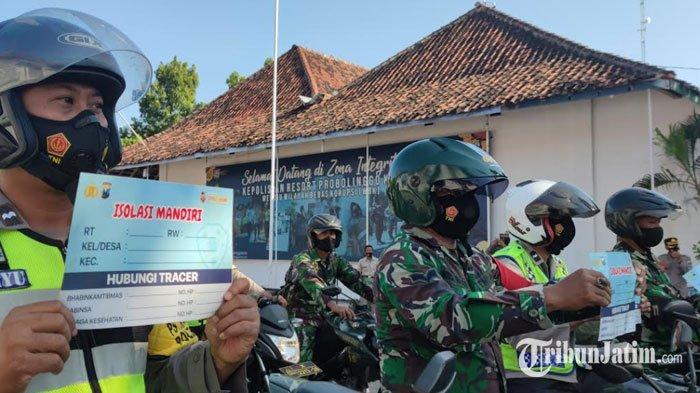 Ratusan Pasukan Tracer Diterjunkan Melacak Kontak Erat Kasus Covid-19 di Kota Probolinggo