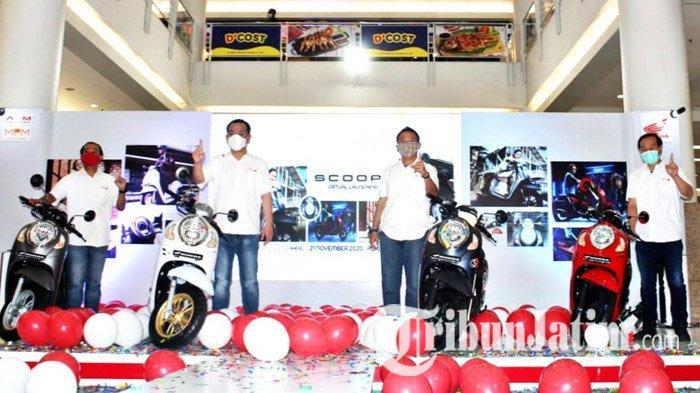 All New Honda Scoopy Resmi Meluncur di Jatim dan NTT, Ini Keunggulan, Fitur Terbaru dan Harganya